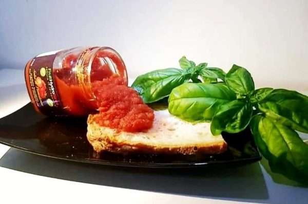 passata di pomodoro nichel free
